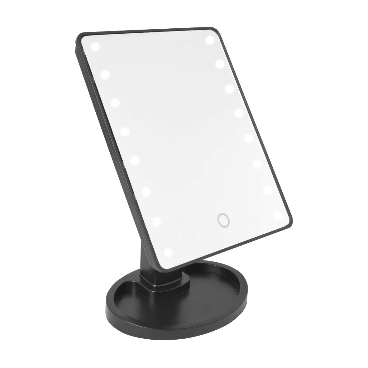 Led 10x Magnifying Power Makeup Mirror Amp Touch Sensitive