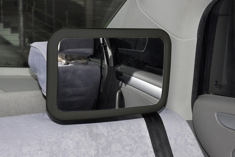 gran visi n amplia trasero ajustable asiento de beb ni o espejo de seguridad de coche. Black Bedroom Furniture Sets. Home Design Ideas