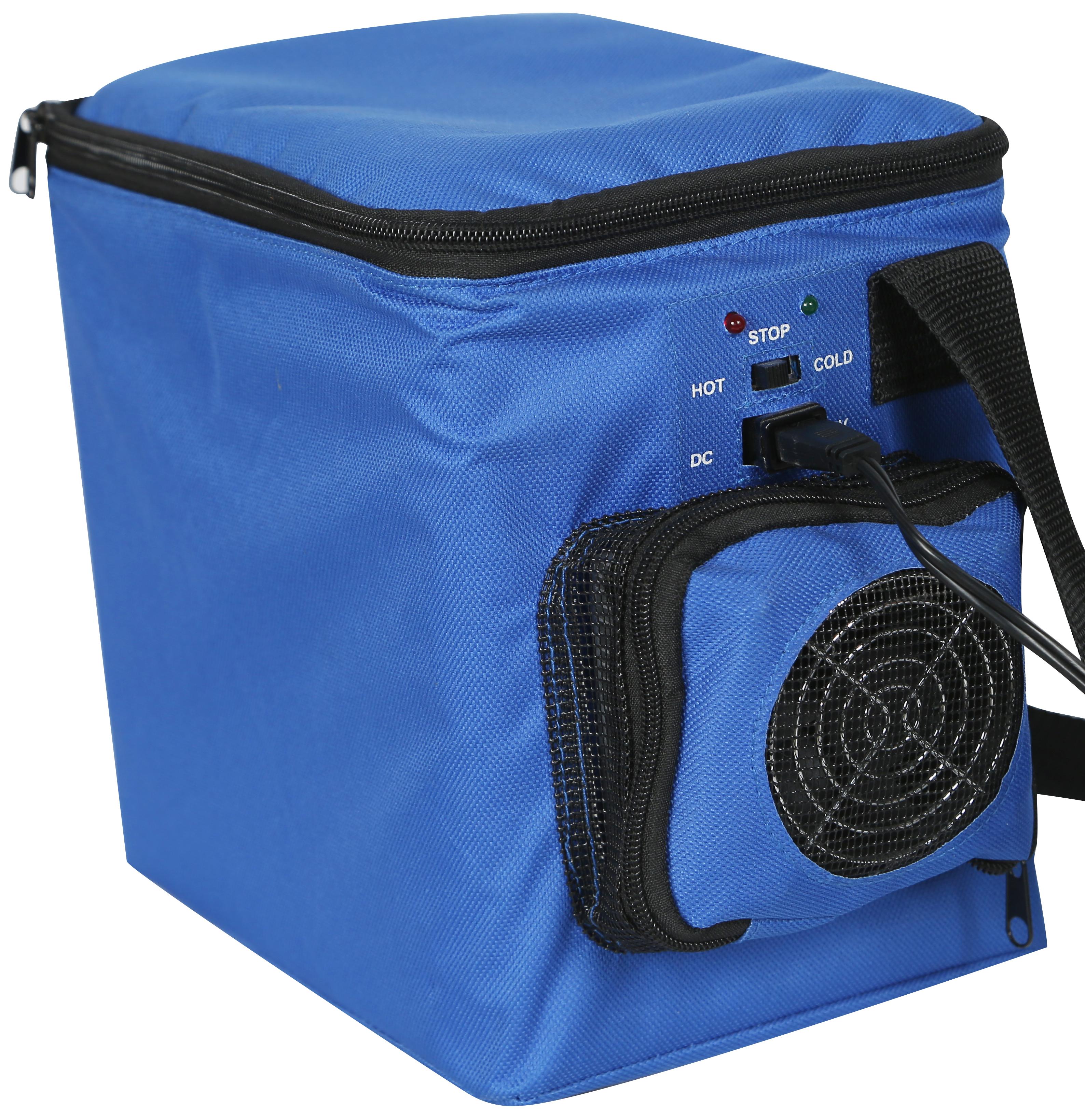 3l Electric Coolbox Cooler Hot Cold Portable Cool Box Car