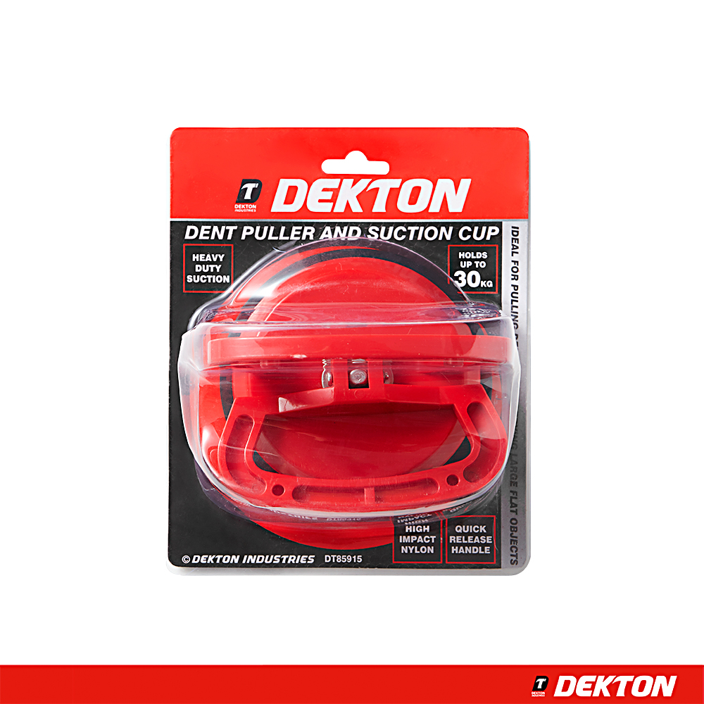 Professional DEKTON LARGE Dent Puller /& Suction Cup Holds Up To 30KG Heavy Duty