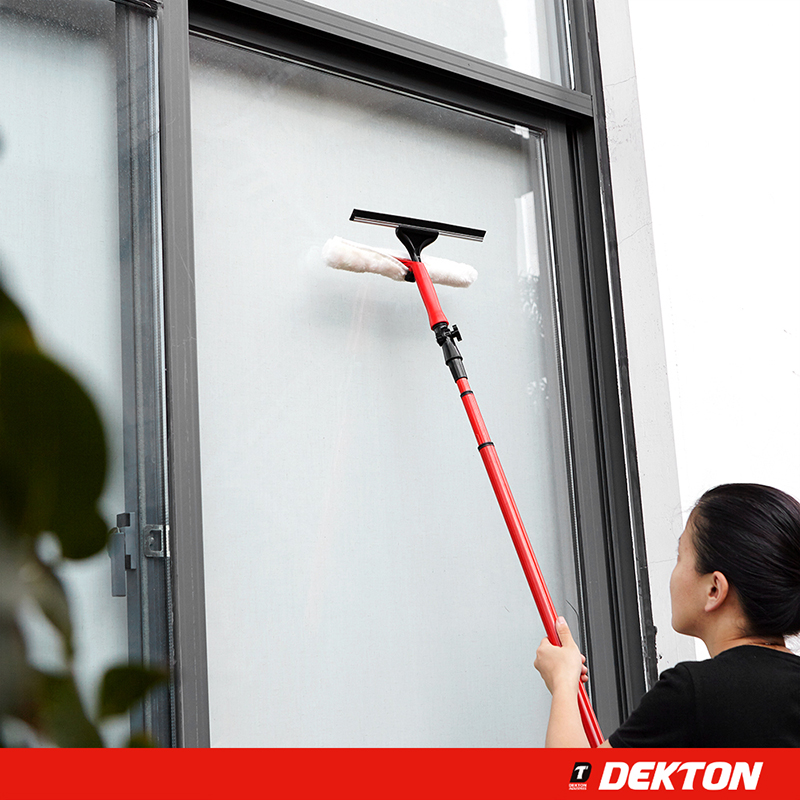 3 5m Telescopic Conservatory Window Glass Cleaner Cleaning