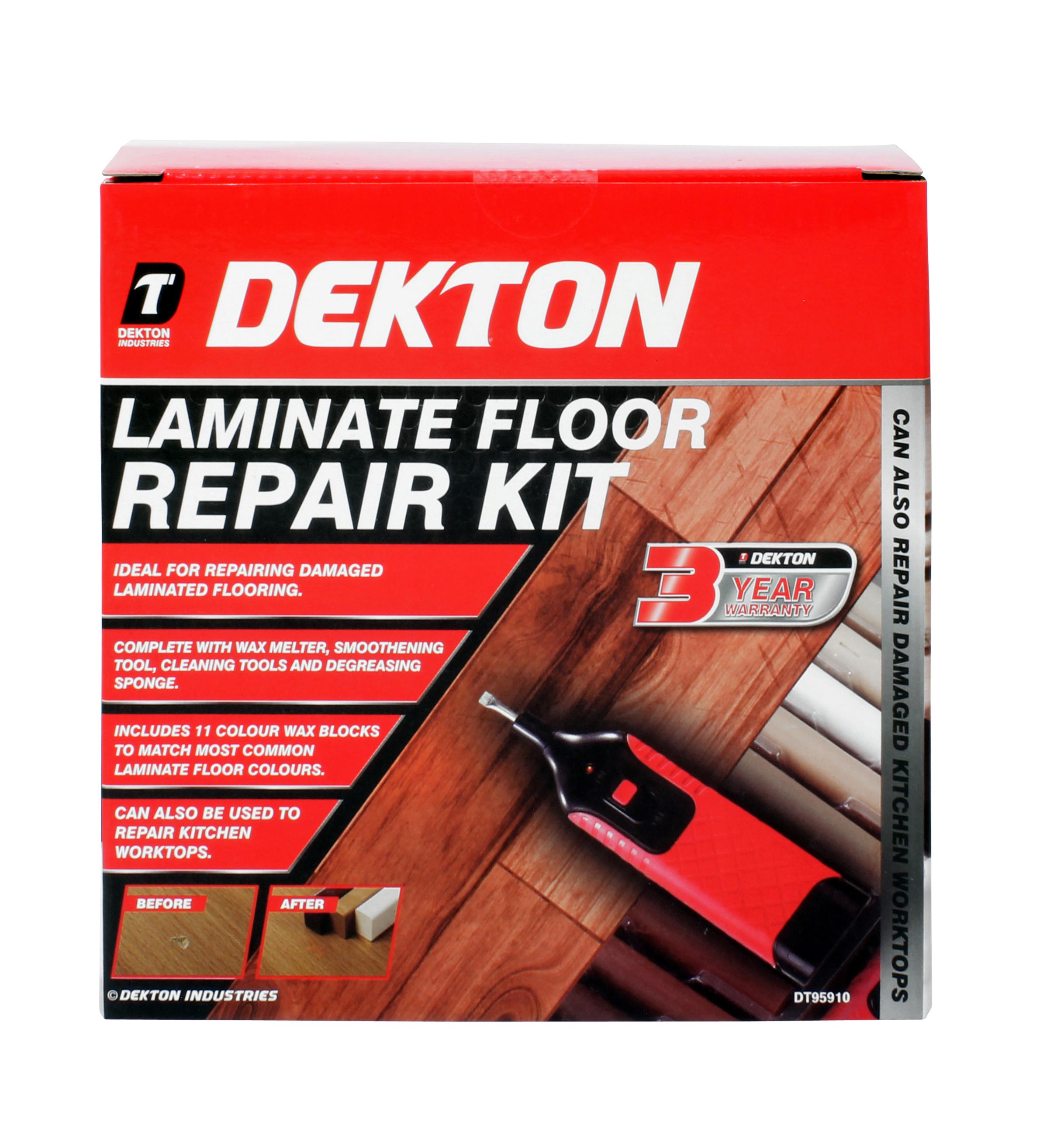 Dekton Laminate Floor Repair Kit