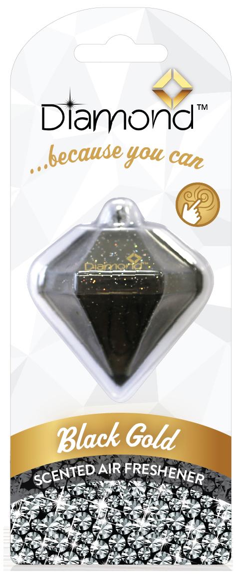 4 Pack Diamond 3D Car Home Office Air Freshener Remove Odour Clean Fresh Smell | eBay