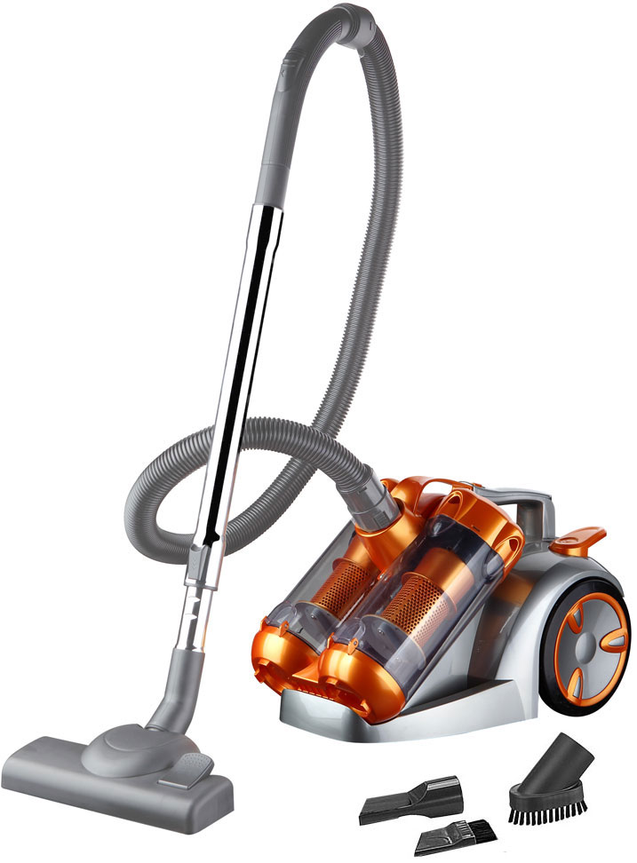 Dual Cyclone 3000w Power 5l Cyclonic Bagless Vacuum