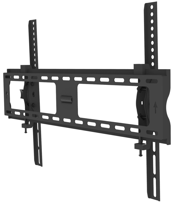 tilt slim tv wall mount bracket 26 65 inch for samsung sony lg lcd led oled ebay. Black Bedroom Furniture Sets. Home Design Ideas