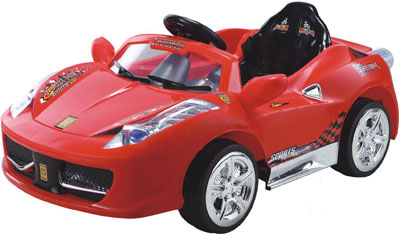 New Battery Electric Ride On Car For Boys Girls Kids Parent
