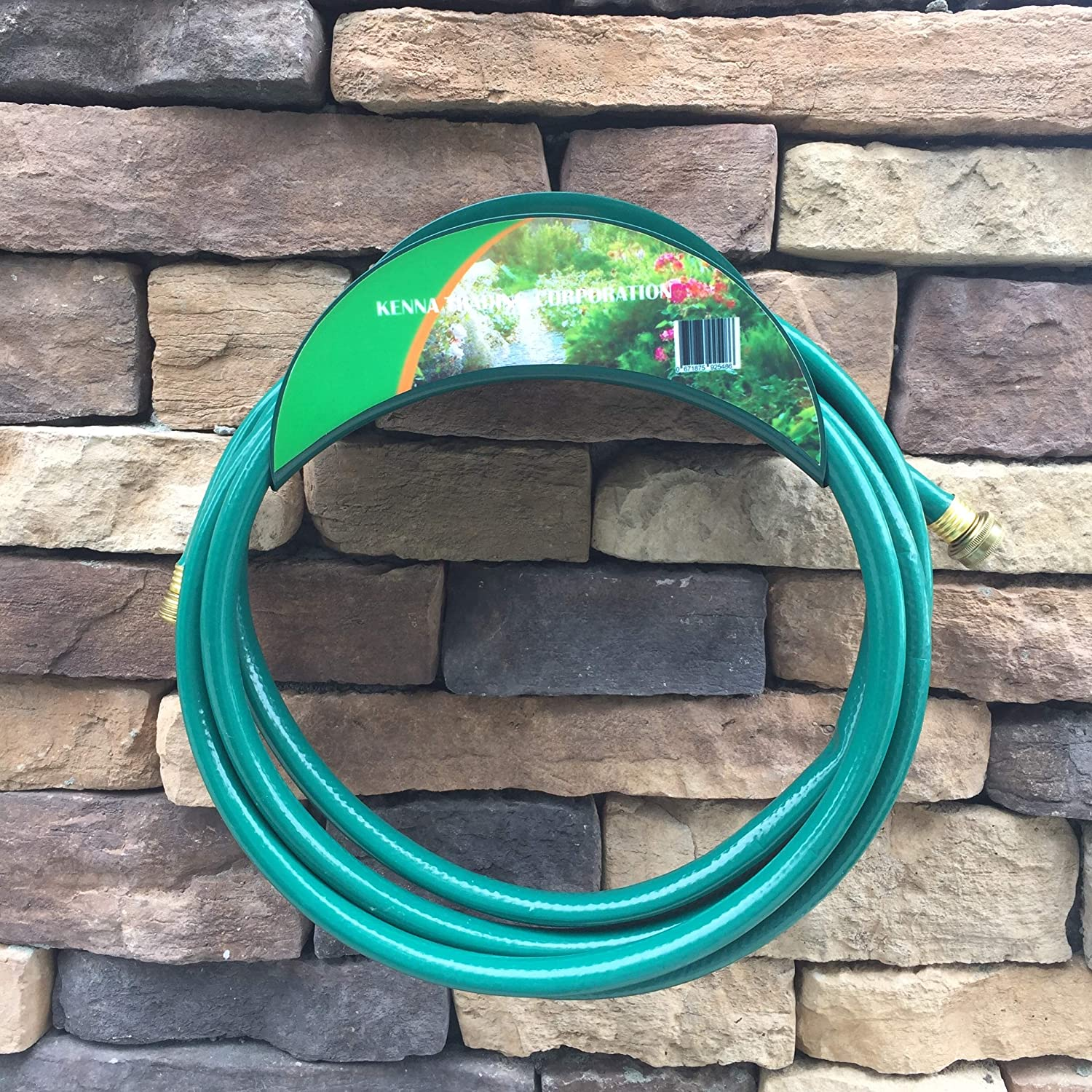 Garden Outdoor Hose Pipe Holder Wall Mounted Watering Tidy Store Hanger Ho Fast