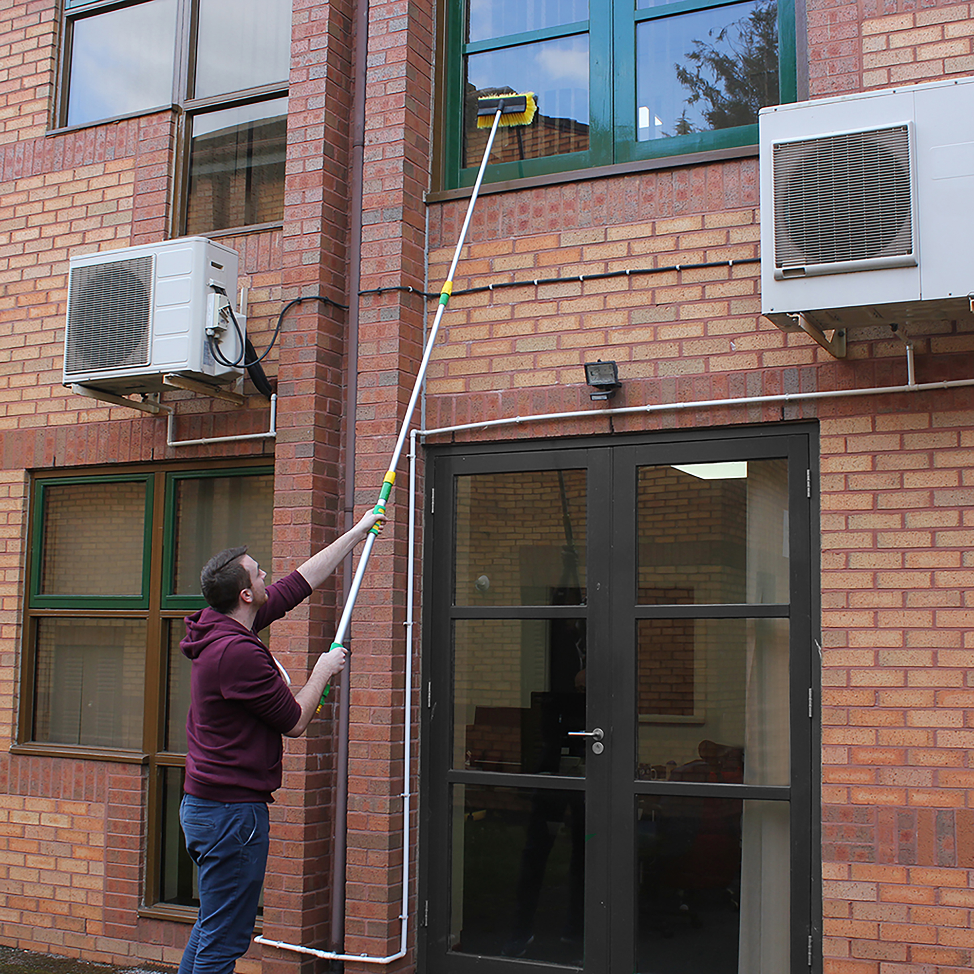 10ft Water Fed Telescopic Window Cleaning Pole