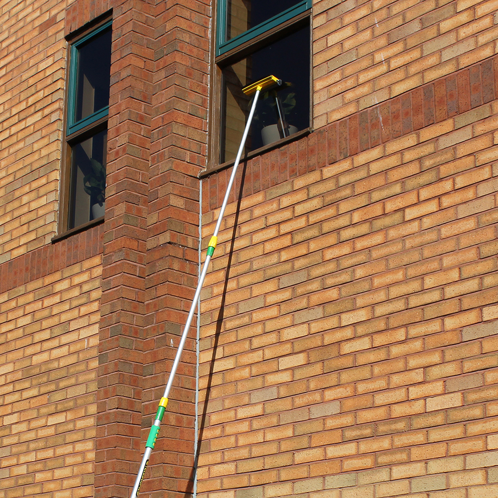 3m Watered Telescopic Extendable Window Cleaning Pole