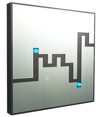 touch dimmer light switch s steel 1 2 gang slim new ebay. Black Bedroom Furniture Sets. Home Design Ideas