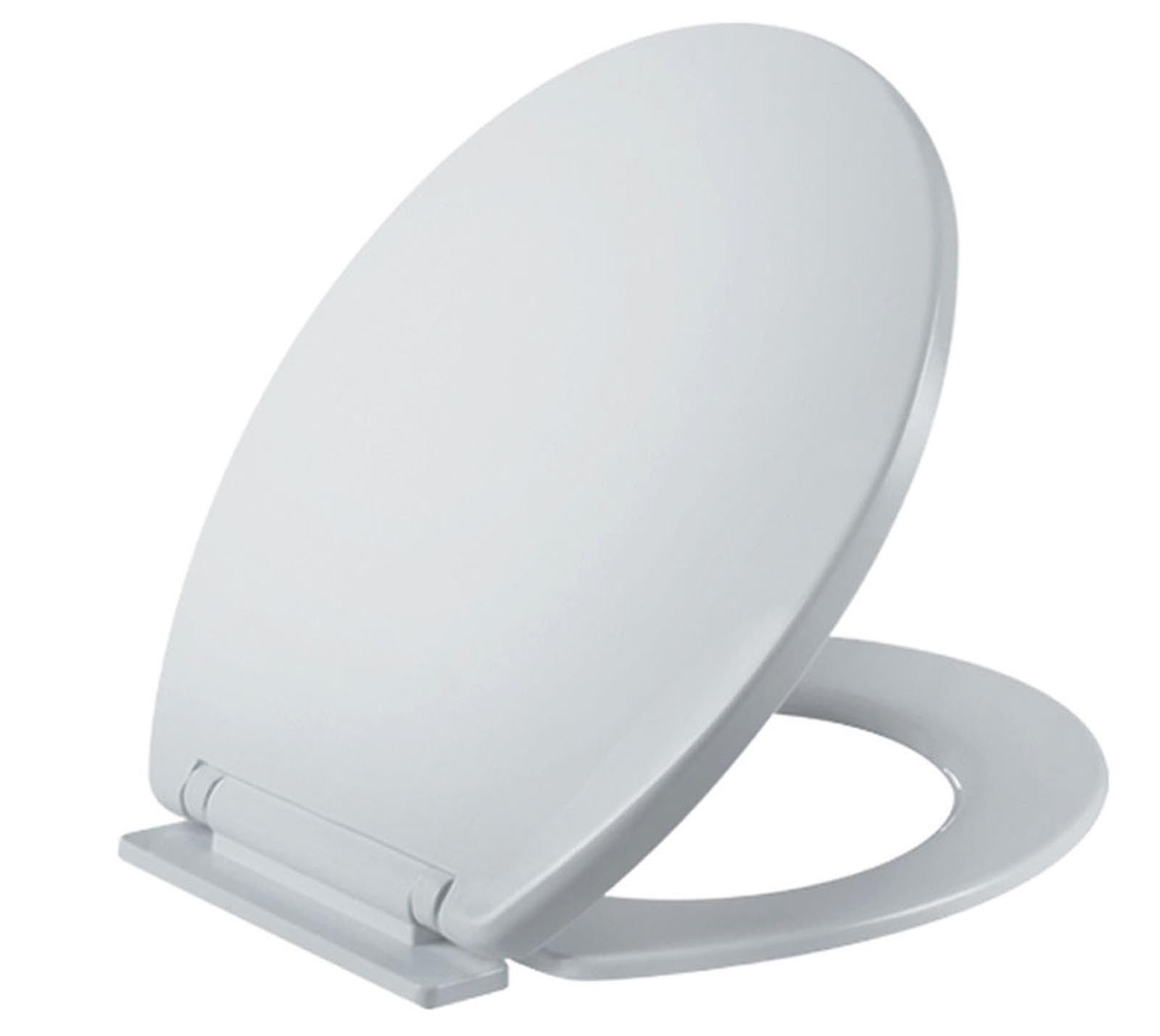 Universal Soft Closing Toilet Seat White Wc Slow Close