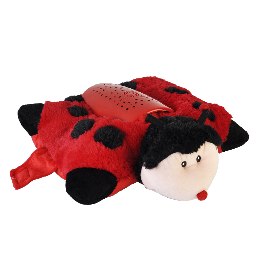 ANIMAL CUDDLE PET PILLOW CUSHION DREAM NIGHT LIGHT BED LITES KIDS CHILDRENS TOY eBay