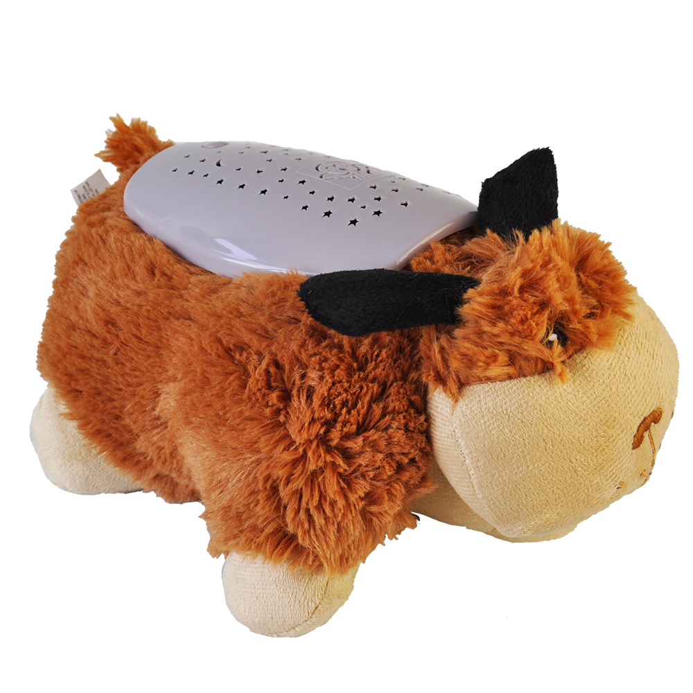 Animal Snuggle Pillows : ANIMAL CUDDLE PET PILLOW CUSHION DREAM NIGHT LIGHT BED LITES KIDS CHILDRENS TOY eBay