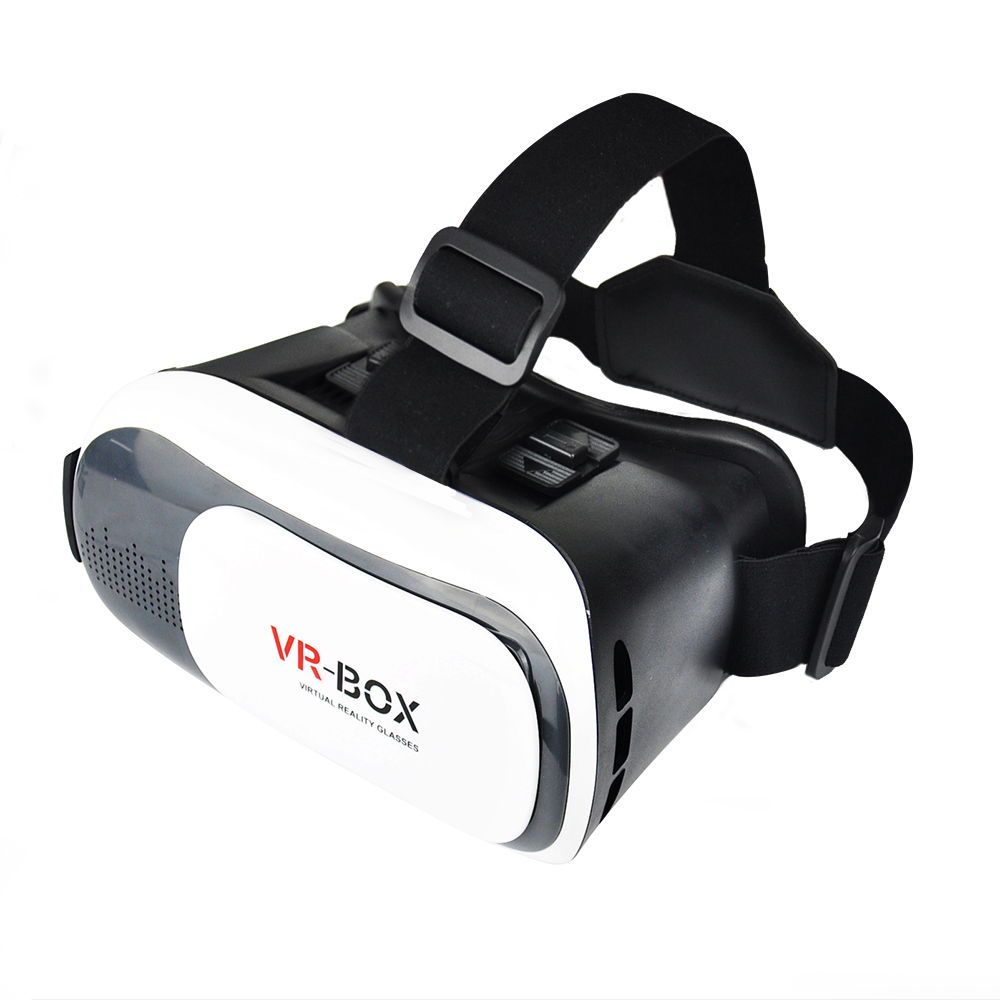 69e968ab443 VR-BOX Virtual Reality Headset 3D Glasses Google Andriod iOS Cardboard Smart  WOW