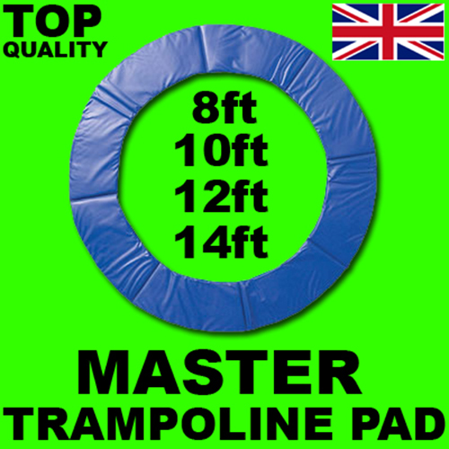 UNIVERSAL REPLACEMENT TRAMPOLINE SAFETY NET PAD SURROUND