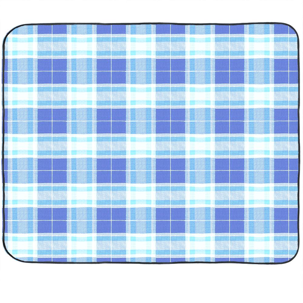 Extra Large Waterproof Picnic Blanket Mat Rug Bag Pet Car