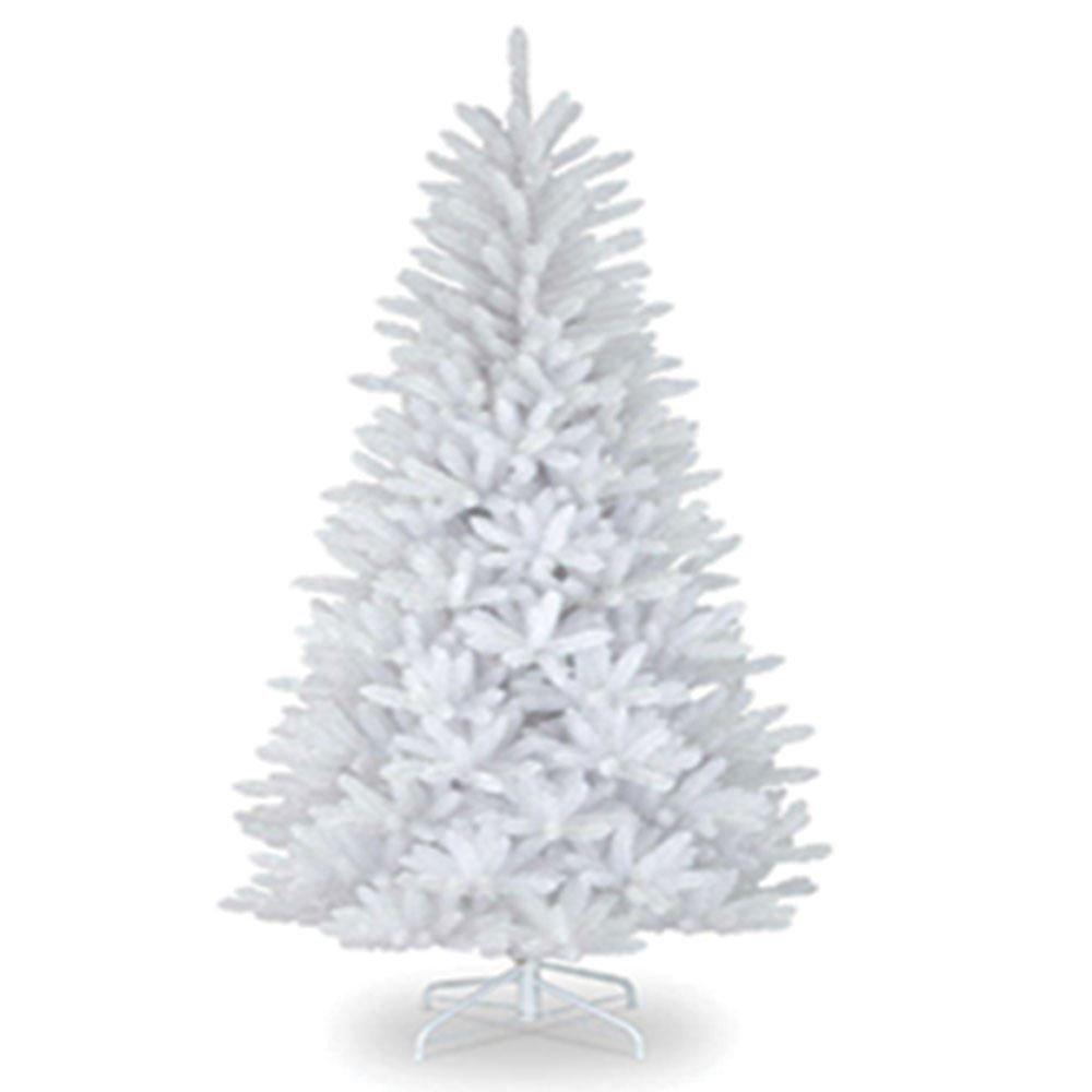 White Pre Lit Christmas Tree Uk