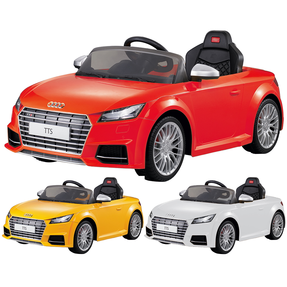 187 Official Licensed Electric 17 Audi Tt Tts Ride On Car With Parental Remote Control