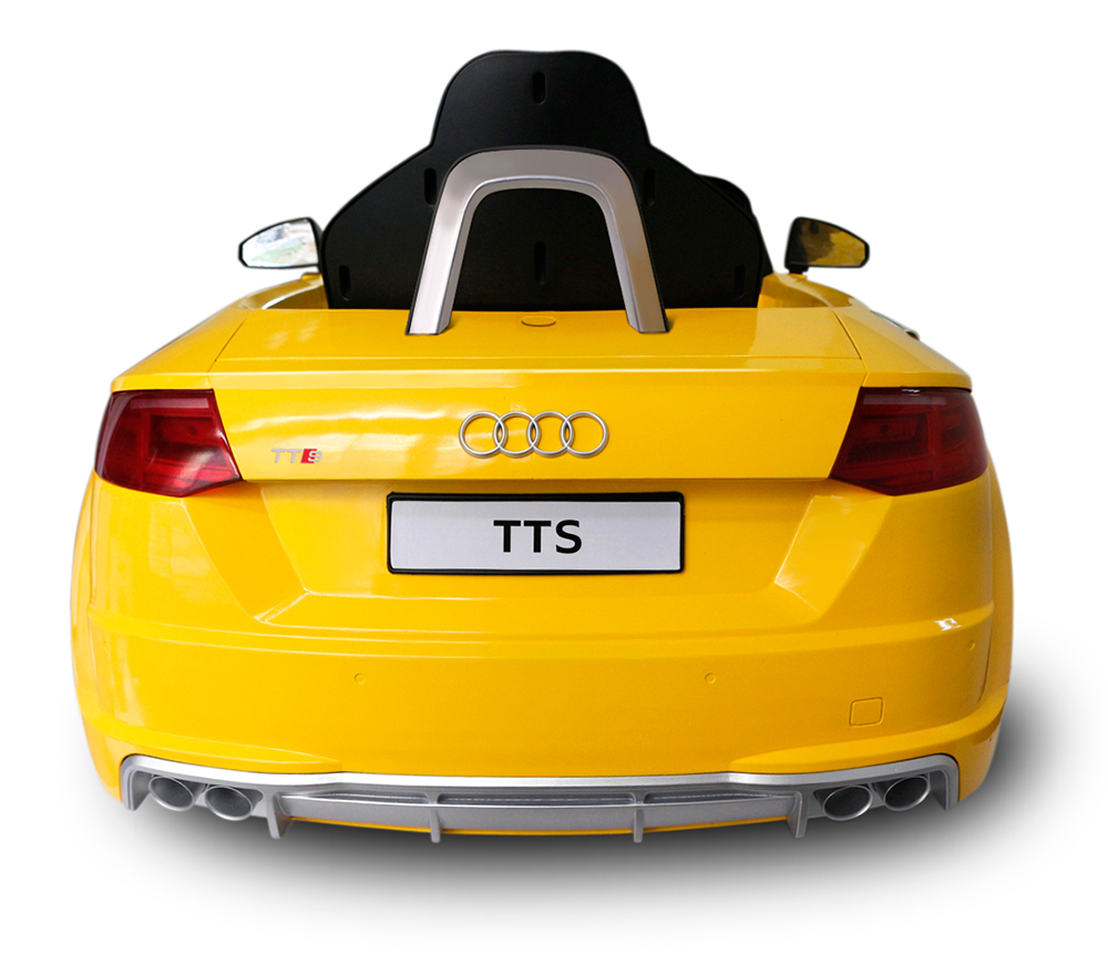 » Official Licensed Electric 17 Audi TT/TTS Ride On Car