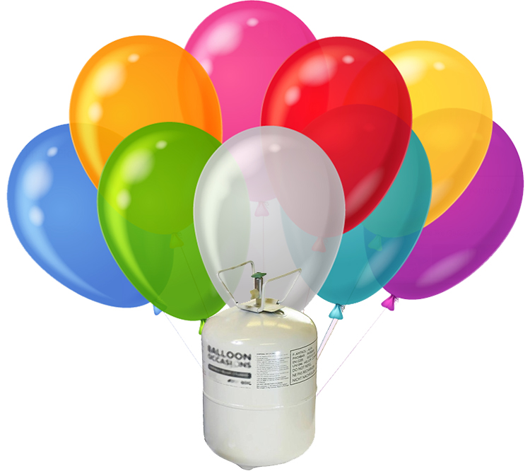 Party Wedding Birthday Disposable Helium Cylinder Canister ...