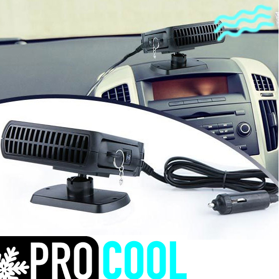 12v 150w Car Cooler Air Conditioning Fan Cigarette Lighter