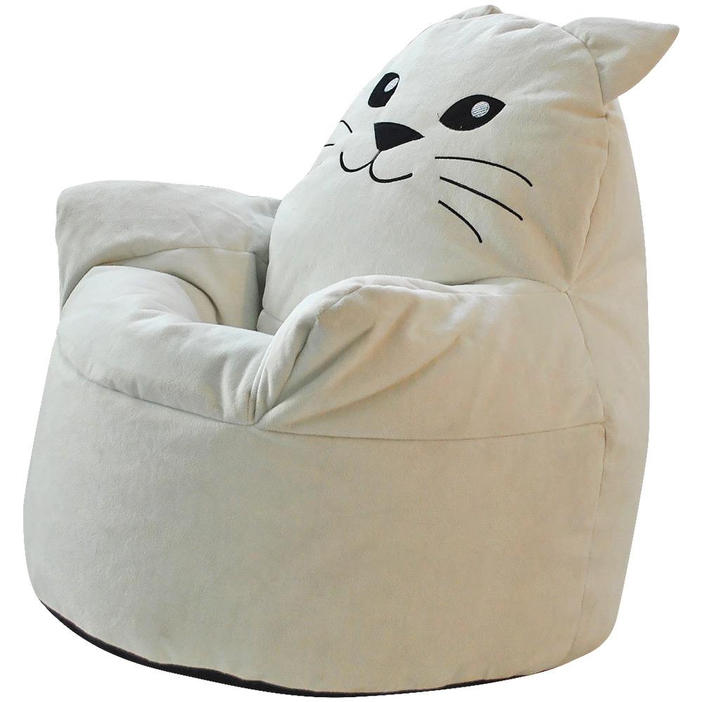 Kids Animal Design Armchair Beanbag Indoor Bedroom Pillow