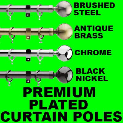 Curtain Pole Ideas Curtain Pole Accessories