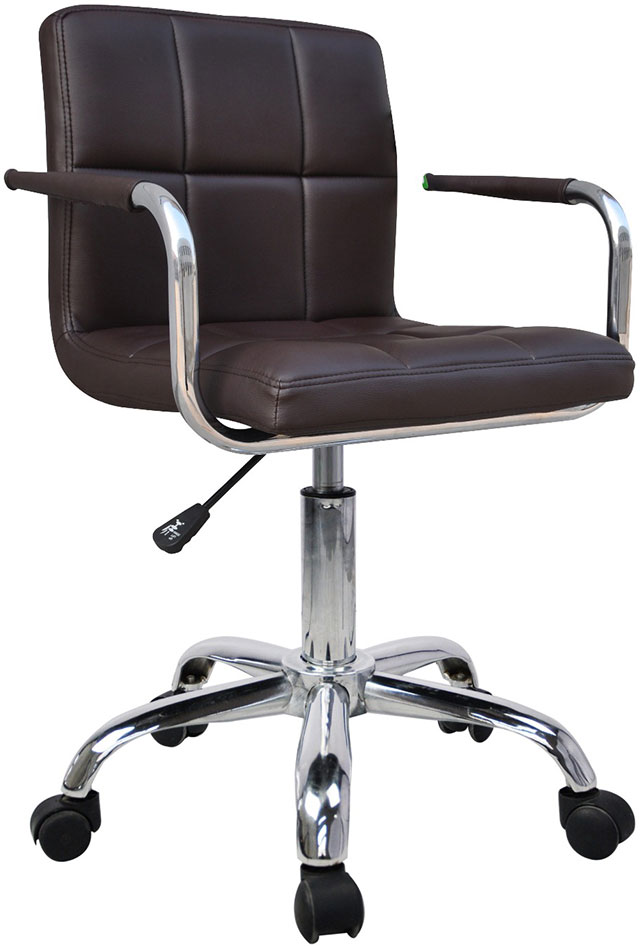 Quality Design Swivel PU Leather Office Furniture Computer Desk Office Bar Ch