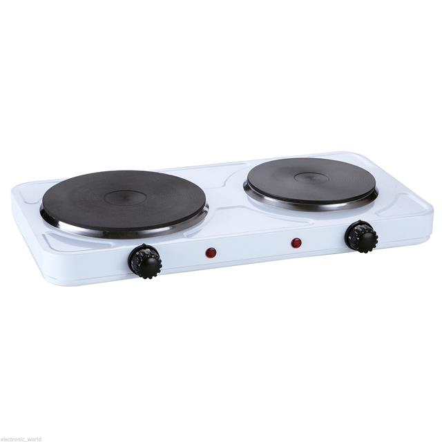 Portable Electric Cooker ~ Portable electric hot plate hob kitchen slow cooker table
