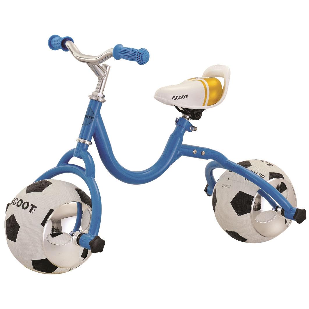 Kids Boys Girls Football Balance Bike Scooter First Ride