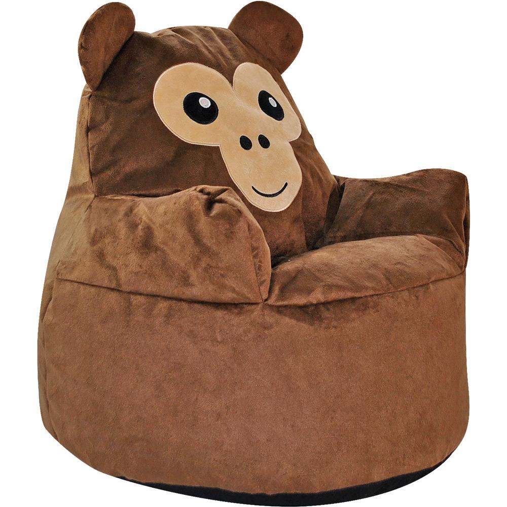 Kids Animal Design Armchair Beanbag Indoor Bedroom Pillow Cushion