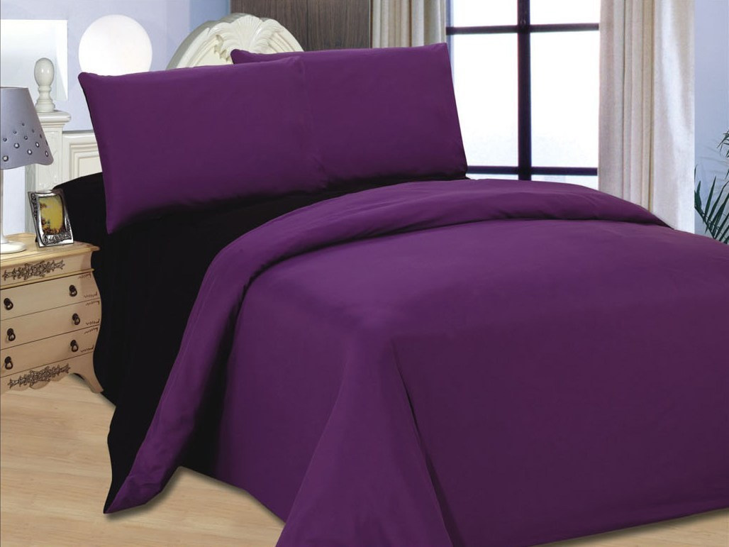 4 6 Pc Complete Luxury Fitted Duvet Quilt Bed Sheet