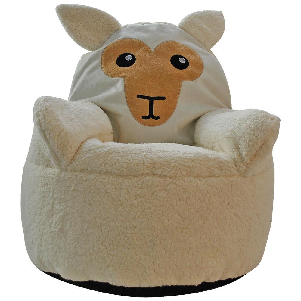 Kids Animal Design Armchair Beanbag Indoor Bedroom Pillow Cushion Chair Seat NEW eBay